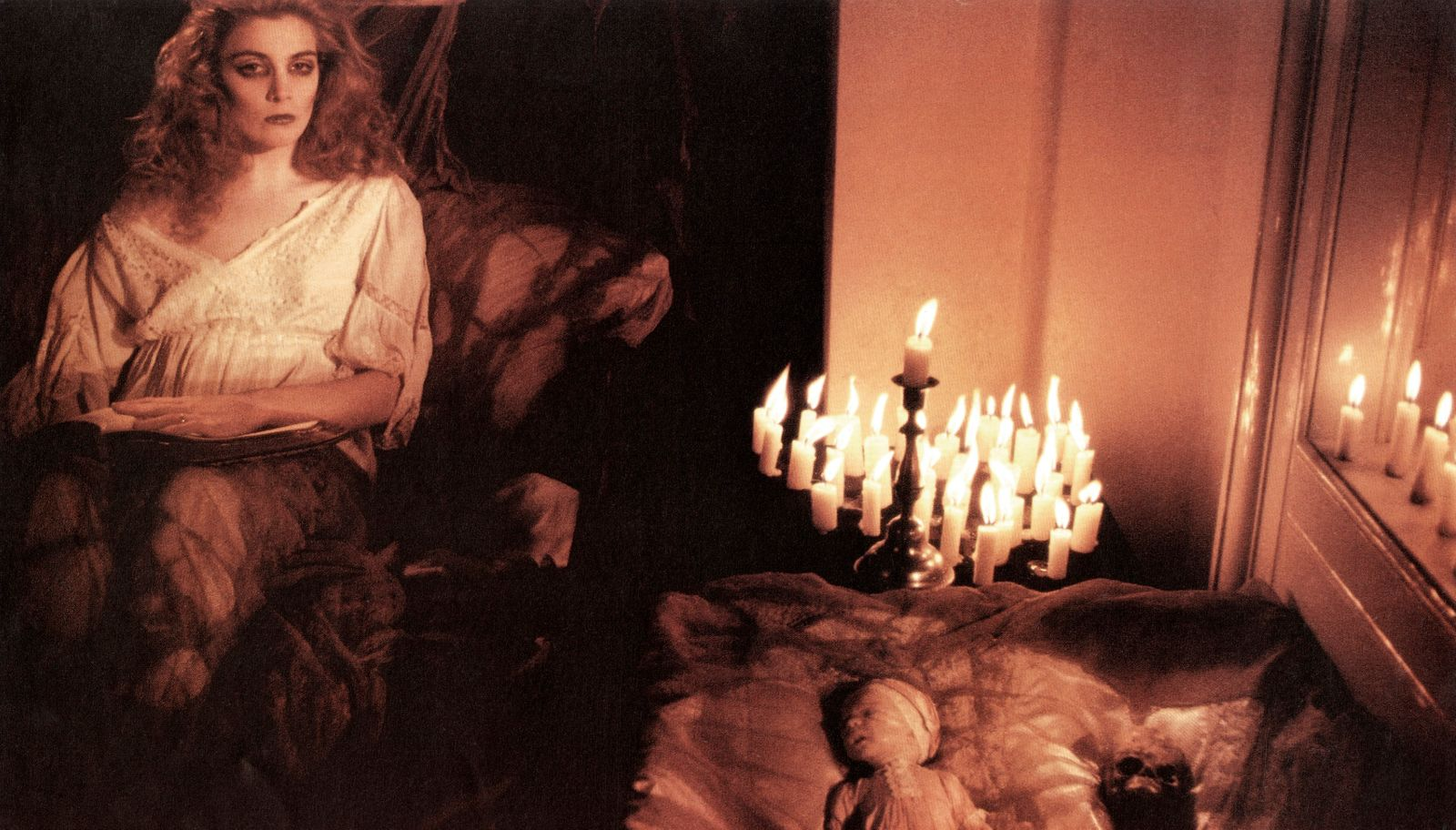 GOTHIC, Natasha Richardson as Mary Shelley, 1986, © Vestron/courtesy Everett Collection