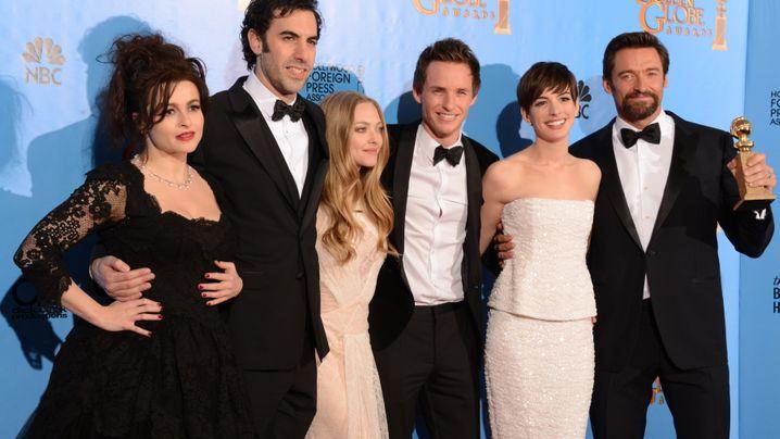 Golden Globes 2013: Das sind die Gewinner