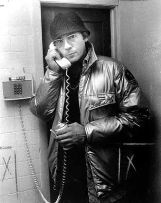 """Gonzo-Journalist Thompson (1981): """"Nein, schickt sie nicht ab, sie taugt nichts"""""""