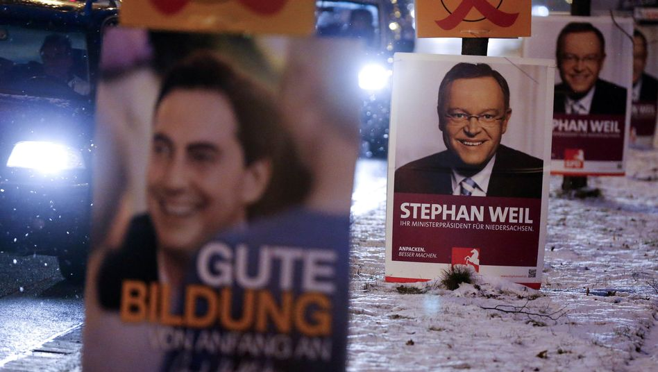 Elections in Lower Saxony this Sunday will have a profound impact on national politics.