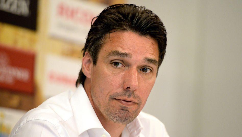 Rothenbaum-Turnierdirektor Michael Stich