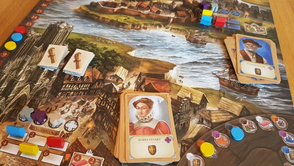 """Sieben Spieletests: """"Homeland"""" und """"Der Pate"""" zum Nachspielen"""