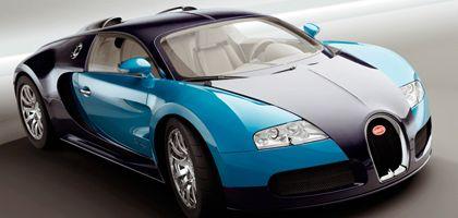 Bugatti Veyron 16.4: CO2-Emission 559 Gramm je Kilometer.