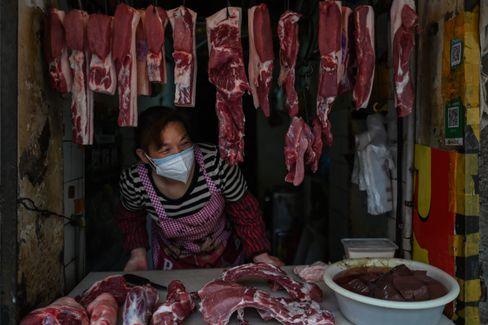 Verkäuferin in Wuhan: Der Markt regelt das?