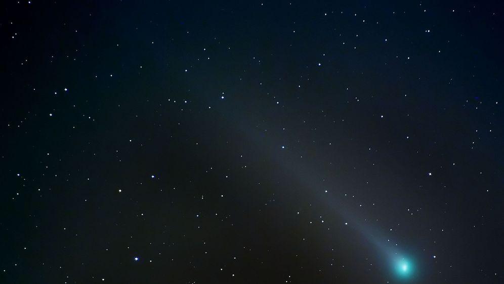 """Kometen-Schauspiel: """"Lovejoy"""" gesellt sich zu """"Ison"""""""