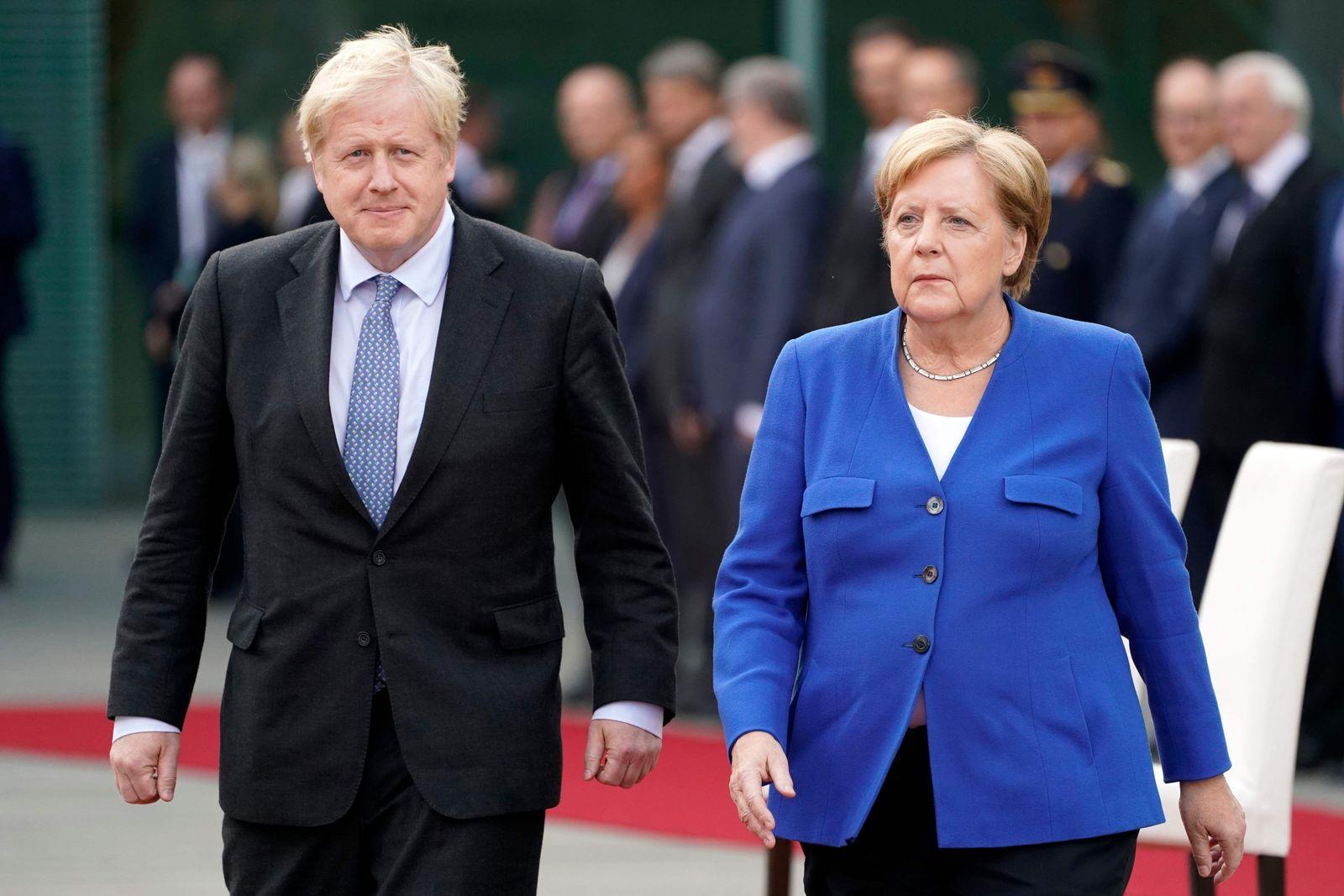 Johnson & Merkel