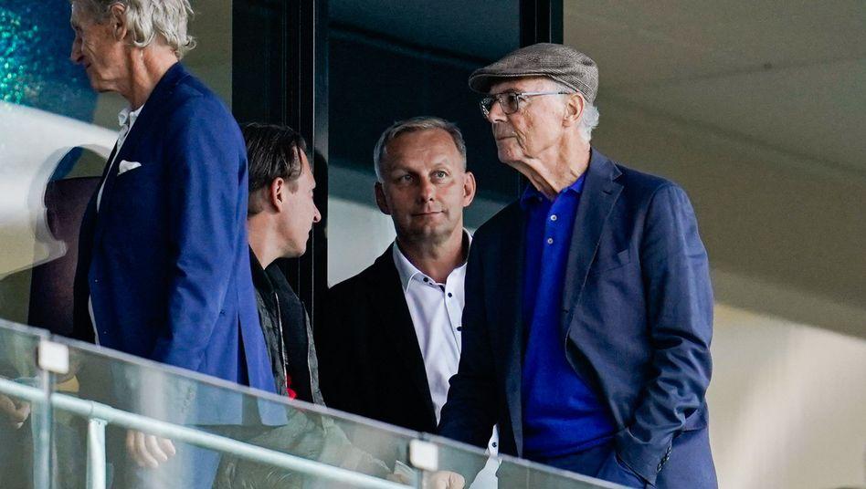 Ehemaliger Fifa-Mann Beckenbauer