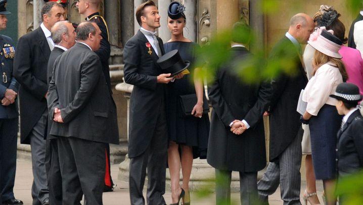 Hochzeitsgäste: Elegante Kleider, mutige Hüte