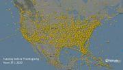 US-Reisewelle trotz Coronawelle