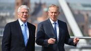 Major und Blair warnen vor Johnsons Brexit-Taktik