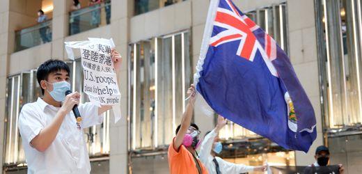 Hongkong: Gefangen zwischen China und dem Westen