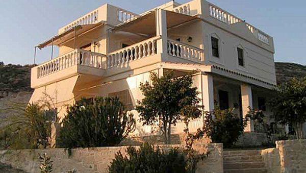 Haus auf Kreta
