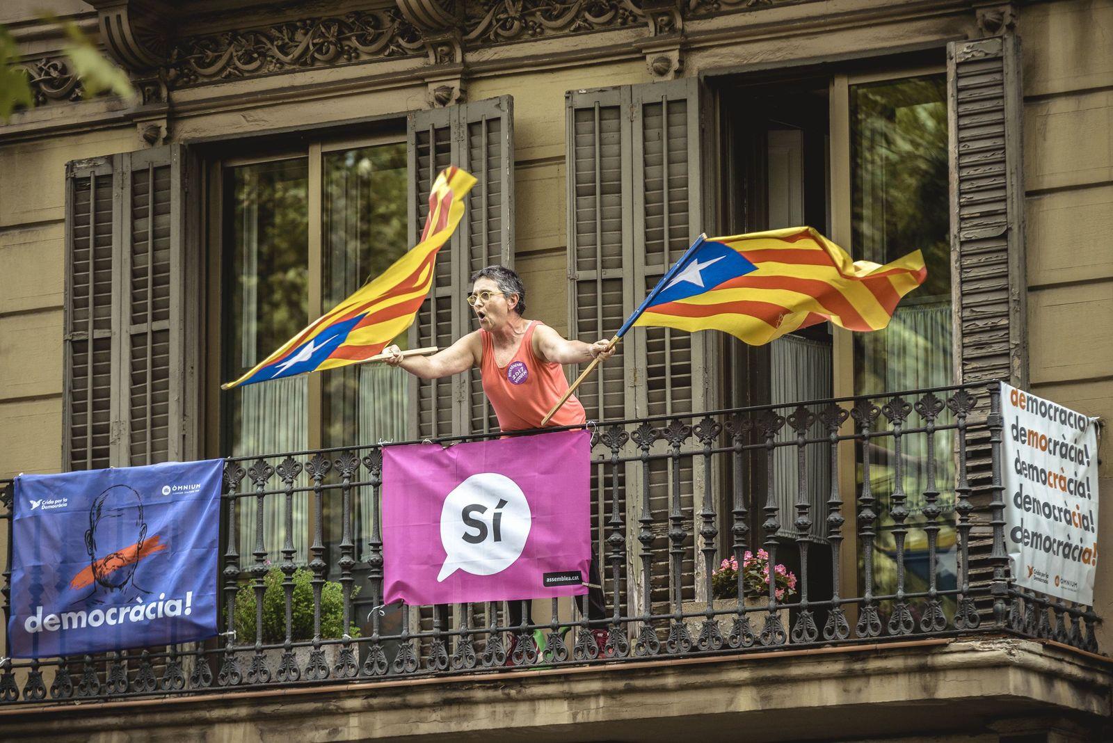 Referendum in Katalonien