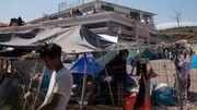 Bundesregierung will 1553 Flüchtlinge aus Griechenland aufnehmen