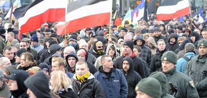 """Rechtsextreme in Dresden: """"Erschreckende Erkenntnisse"""""""