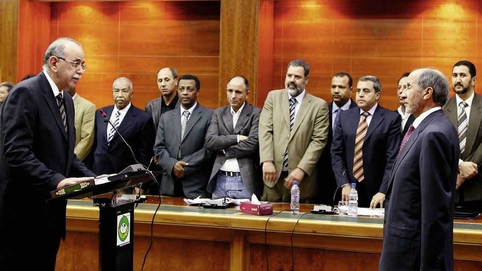 Politiker Kib, Abd al-Dschalil(*)