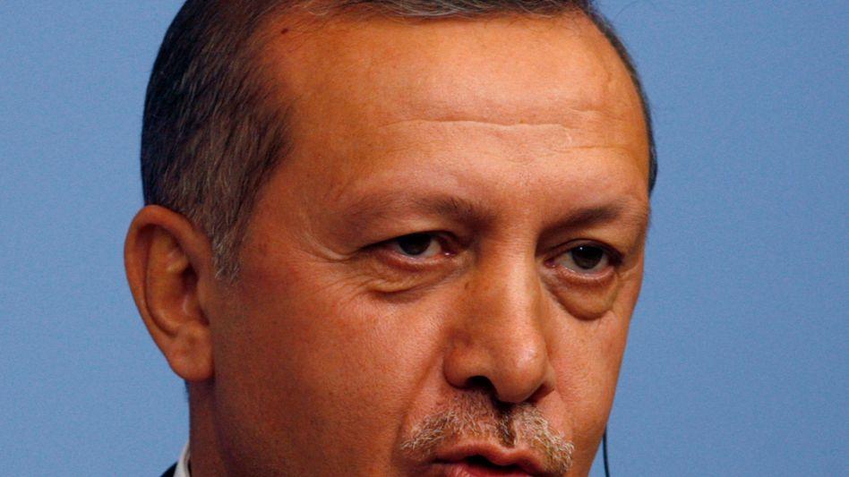 Türkischer Regierungschef Erdogan: Annäherung an die arabische Welt