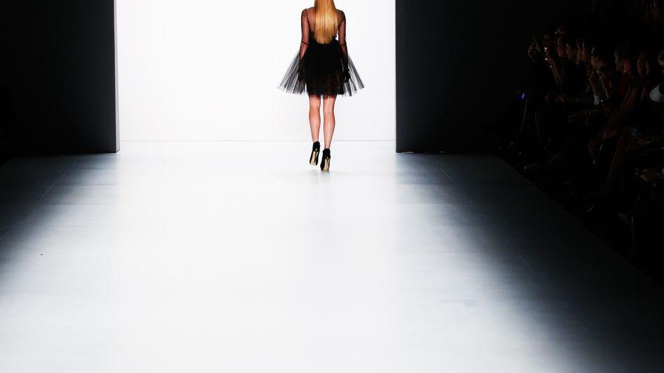 Modenschau während der Berliner Fashion Week: Der Trubel ist vorbei - vorerst