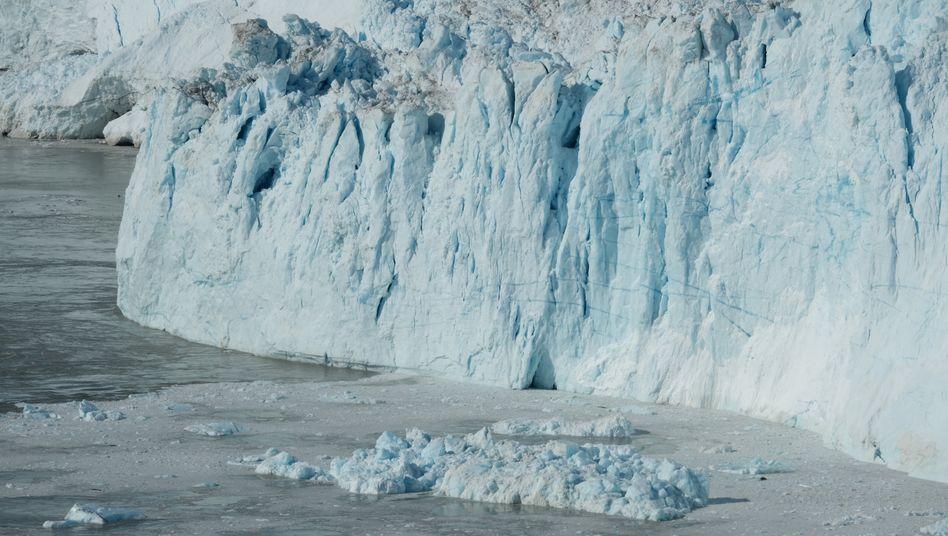 Eqip Sermia Gletscher in Grönland