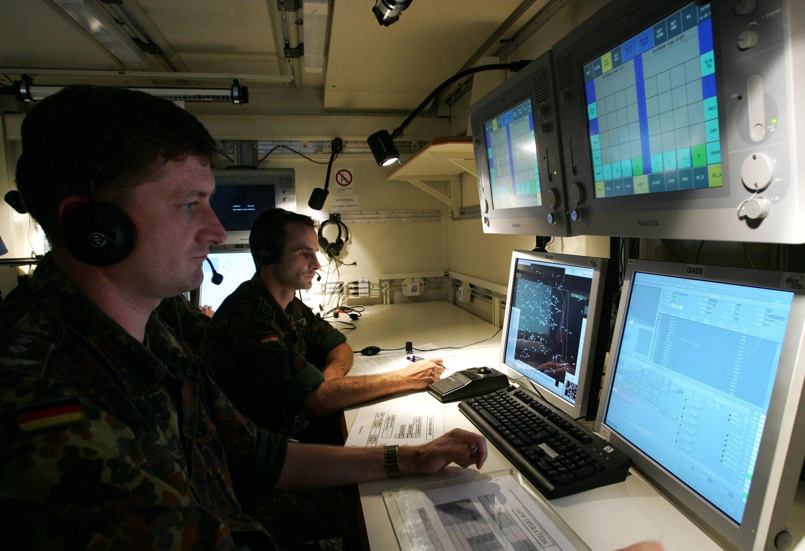Bundeswehr/ Computer