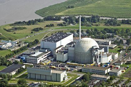 Atomkraftwerk Unterweser bei Esenshamm: Längere Laufzeit vor dem endgültigen Aus?