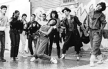"Früher Ghetto-Kult: HipHop-Film ""Breakin'"" (1984)"