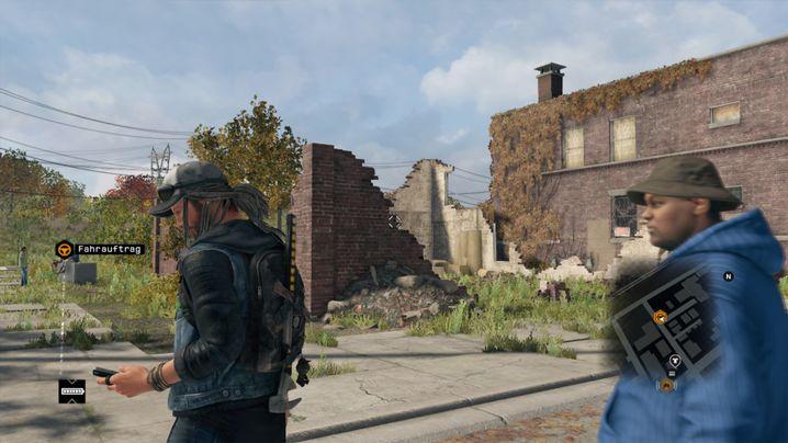 """""""Watch Dogs"""": Komplexe Spiele wie dieses stellen die Entwickler vor Herausforderungen"""