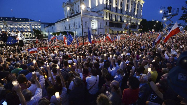 """Polen: """"Wir wollen ein Veto"""""""