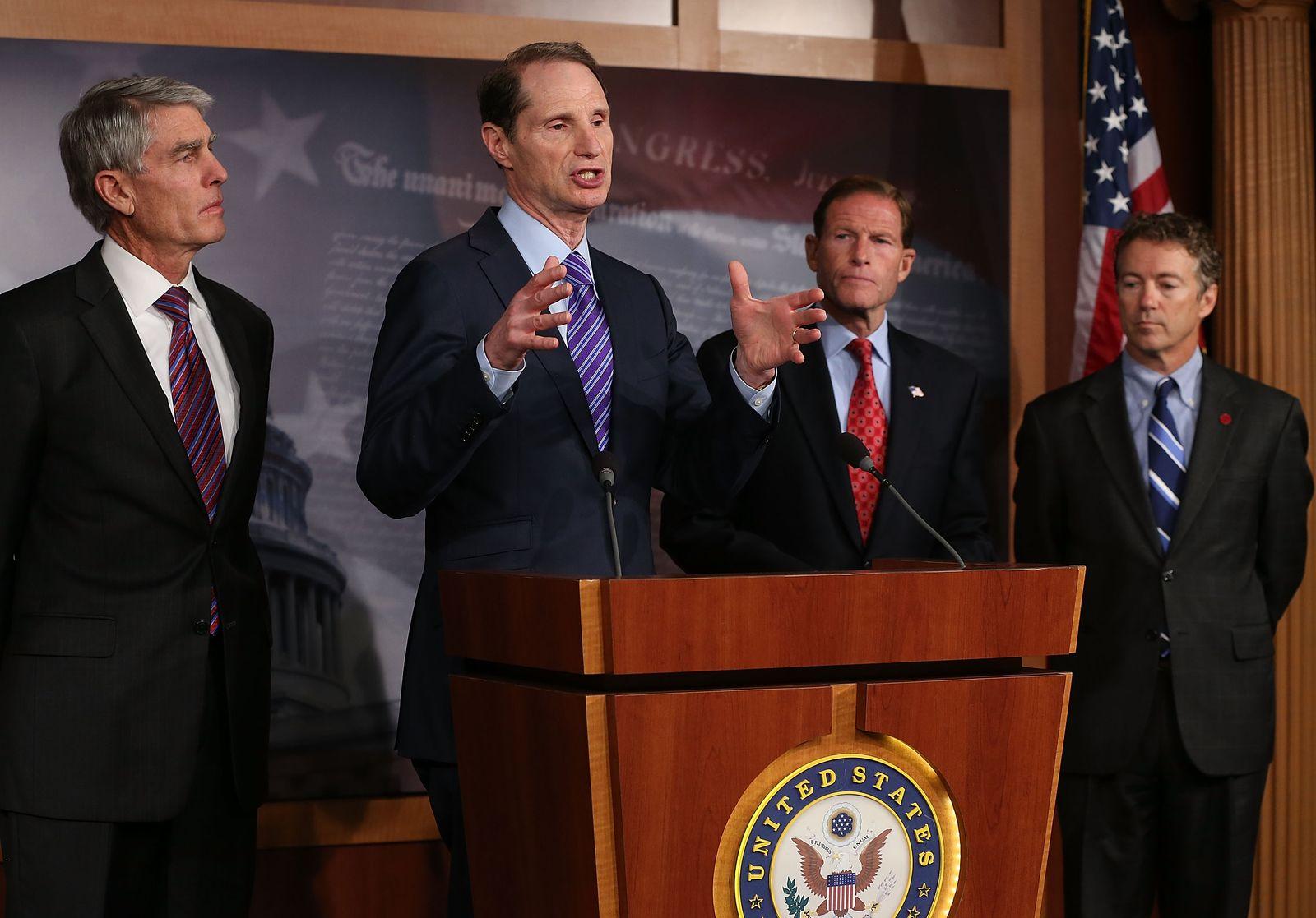 US-Senatoren wollen NSA einschränken