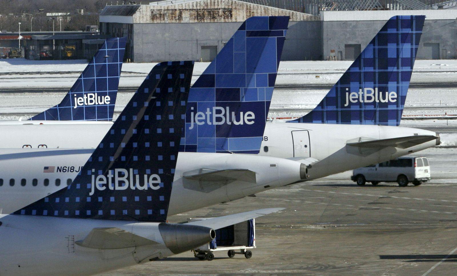 US-Fluggesellschaft Jetblue