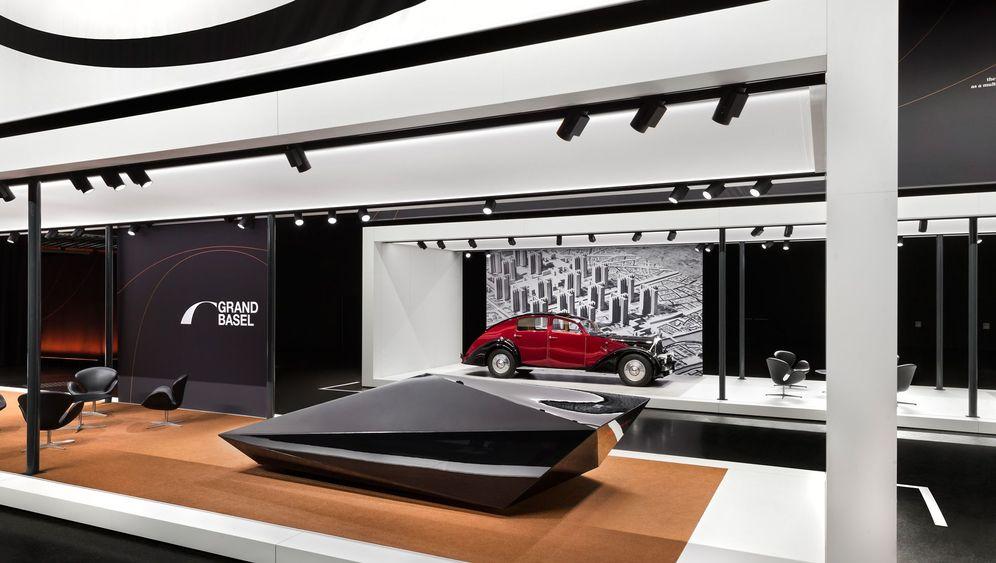 Grand Basel: So soll die neue Automesse aussehen