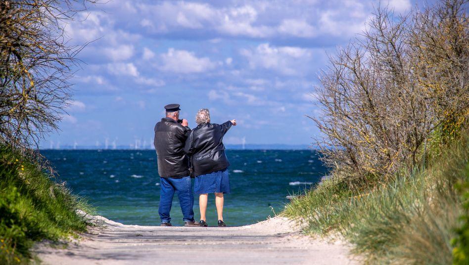 Senioren in Mecklenburg-Vorpommern: Stadtluft macht im Alter schneller arm