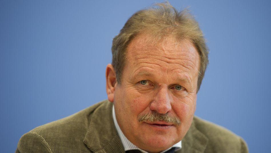 """""""Sorge um die Pressefreiheit"""": Verdi-Chef Bsirske in einem Brief an den Innenminister"""