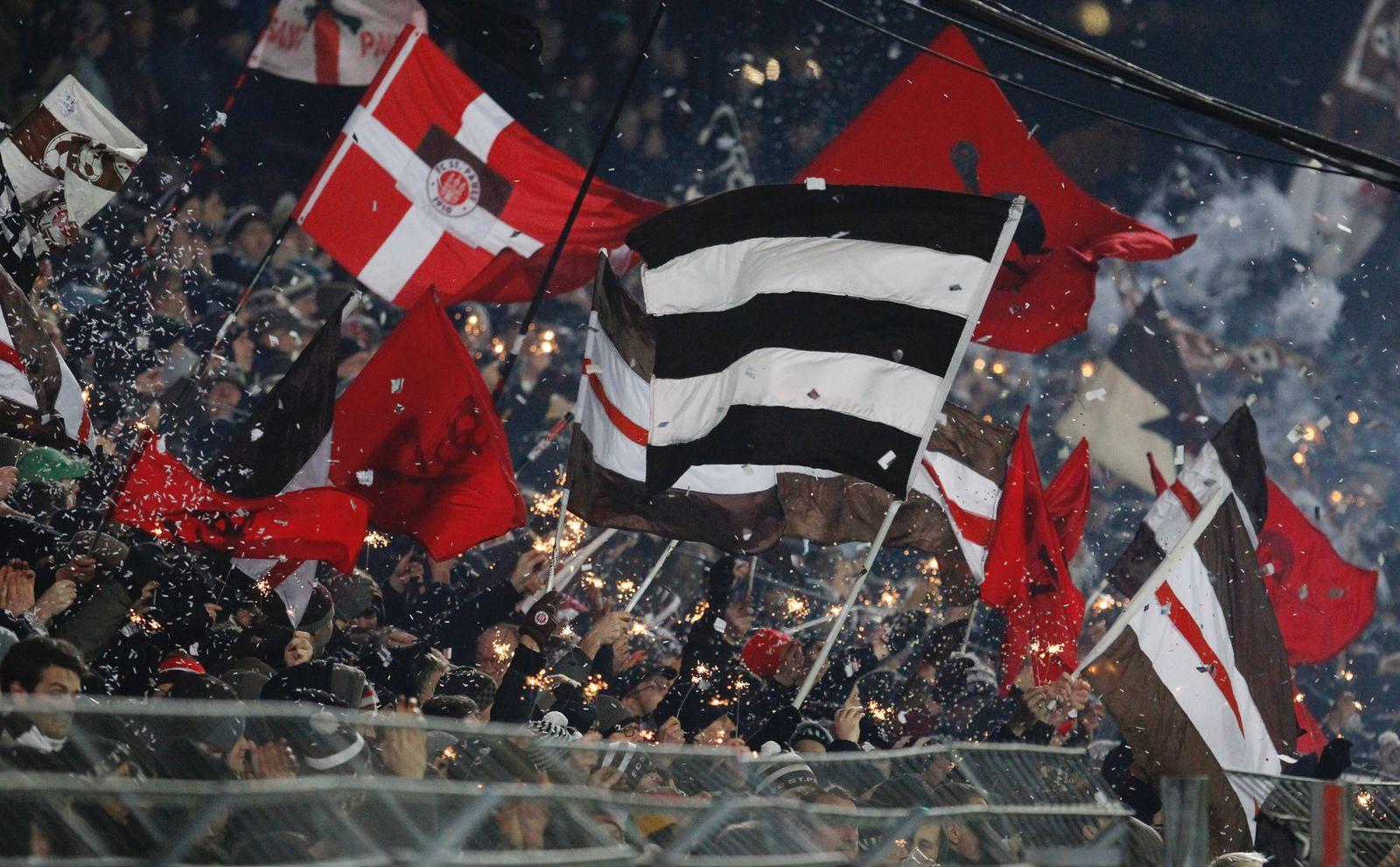 NICHT VERWENDEN FC St. Pauli