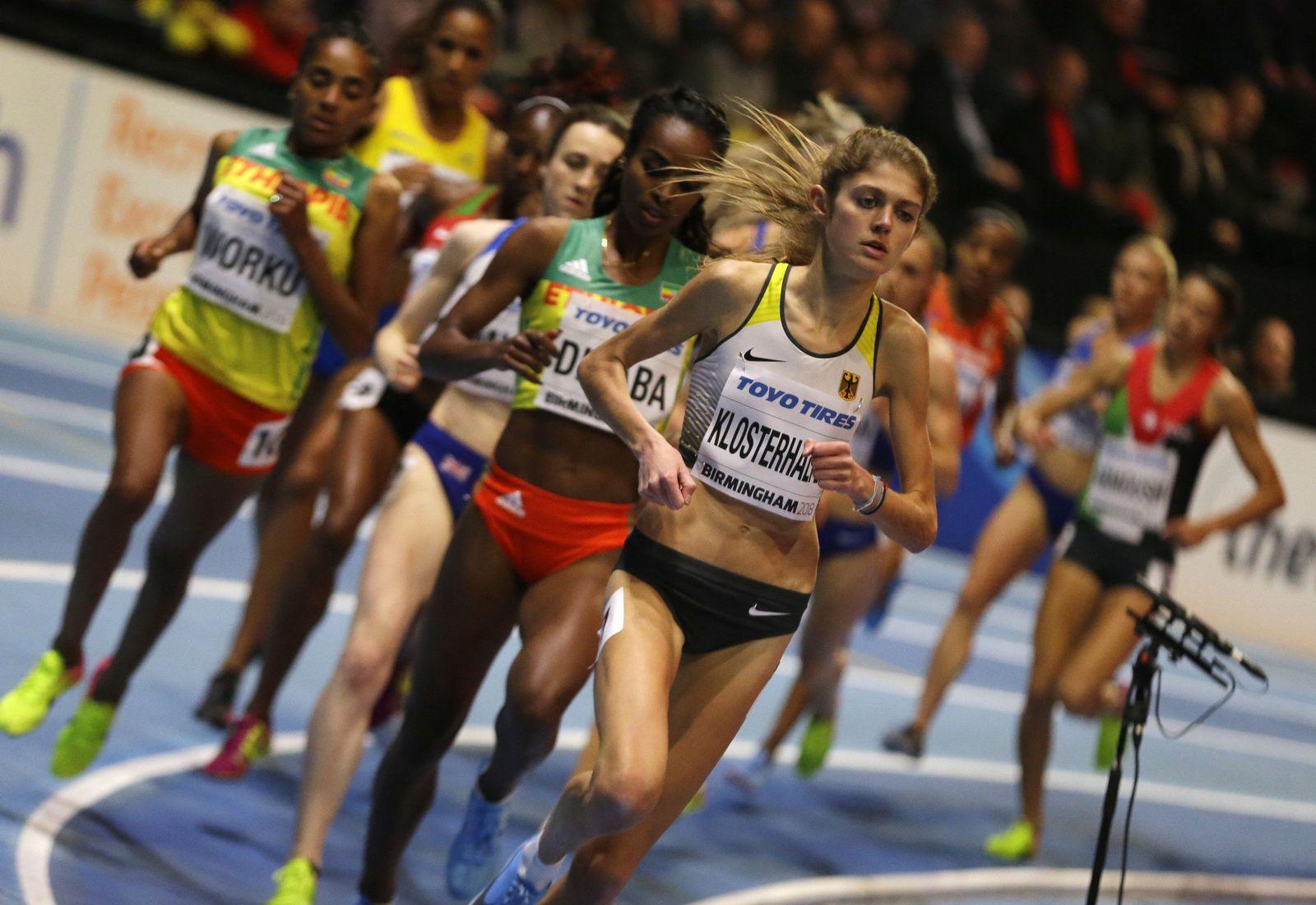 Britain Athletics Indoor Worlds