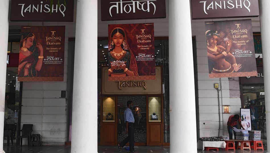 Tanishq-Showroom in Neu-Delhi