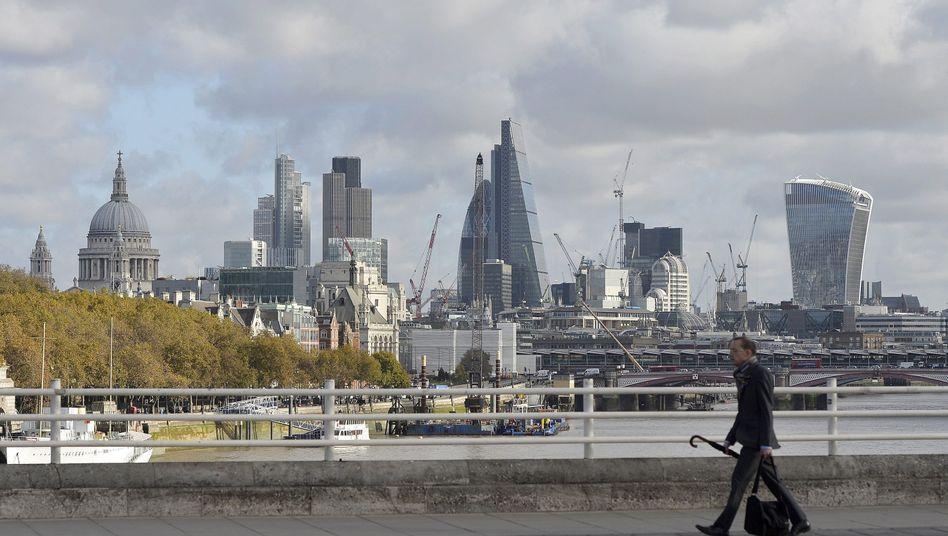 Finanzmetropole London
