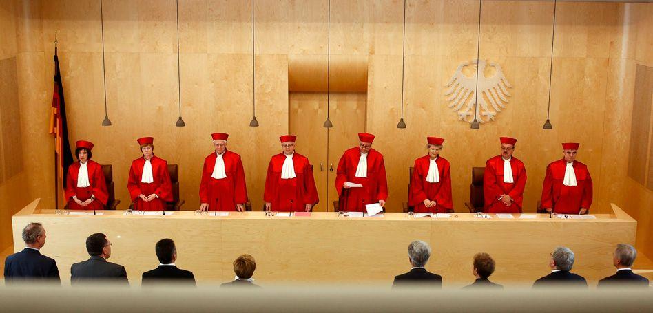 Urteil zu Euro-Rettungsschirm: Karlsruhe sagt ja ohne Aber