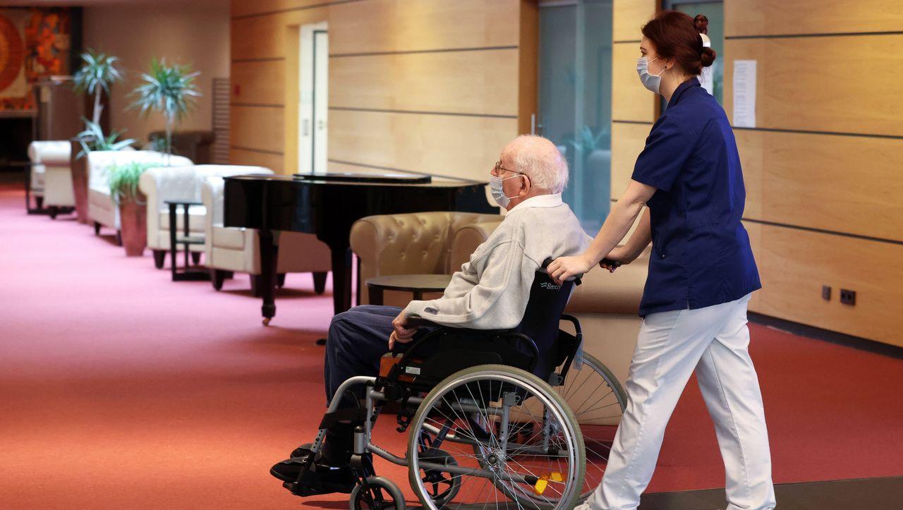 Corona in Pflegeheimen: Was Angehörige machen können