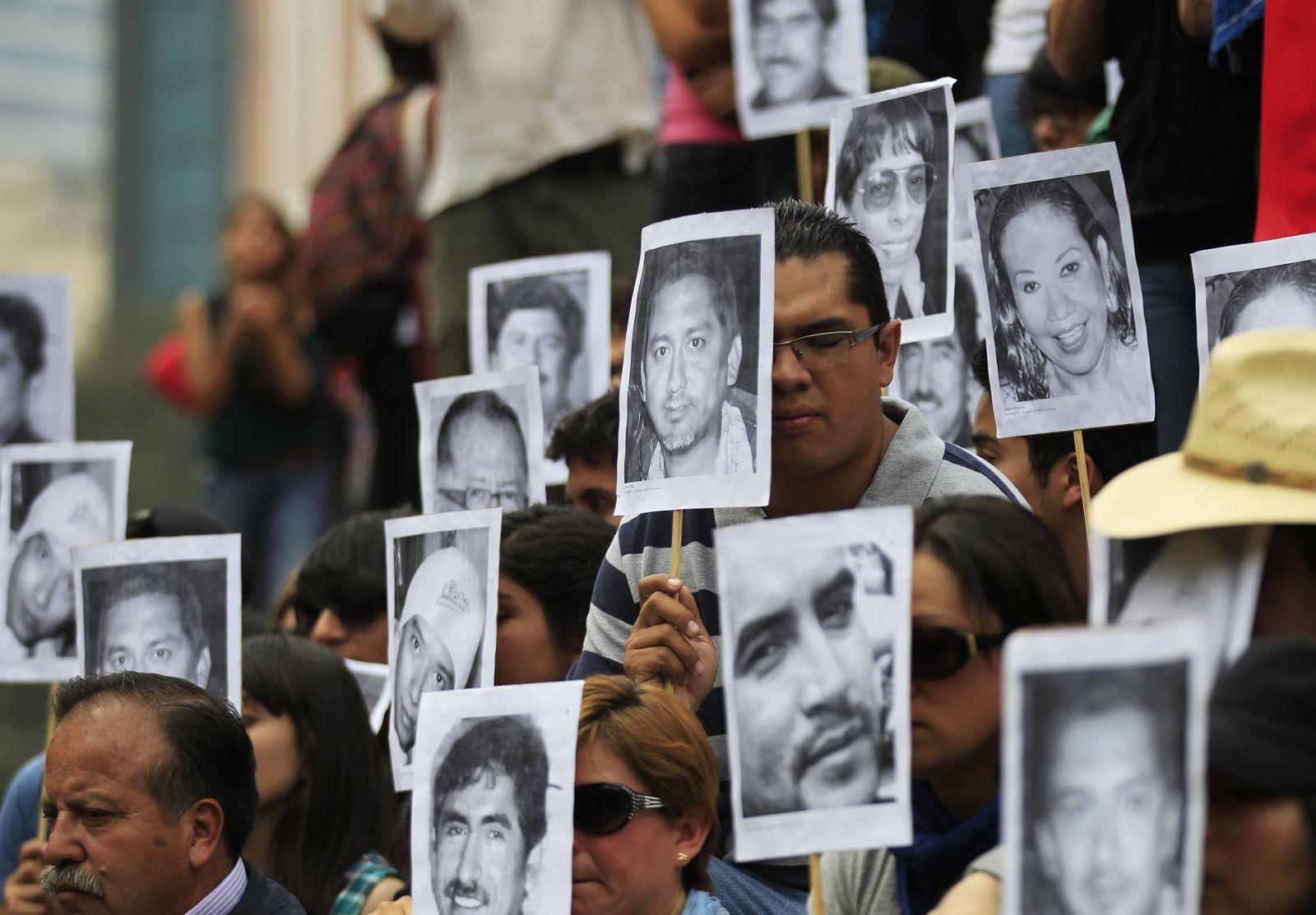 Mexico Pressefreiheit/