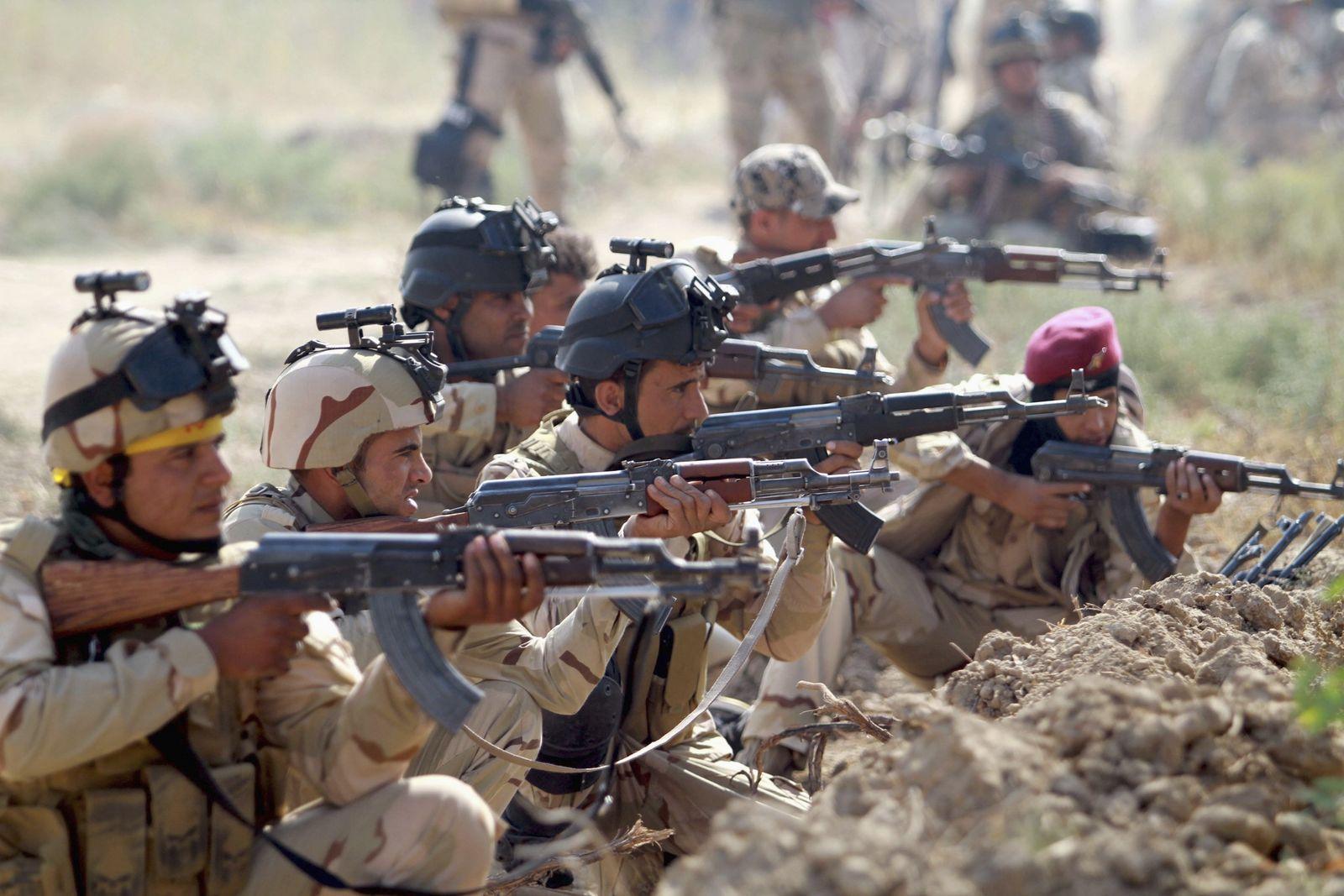 Irak/IS