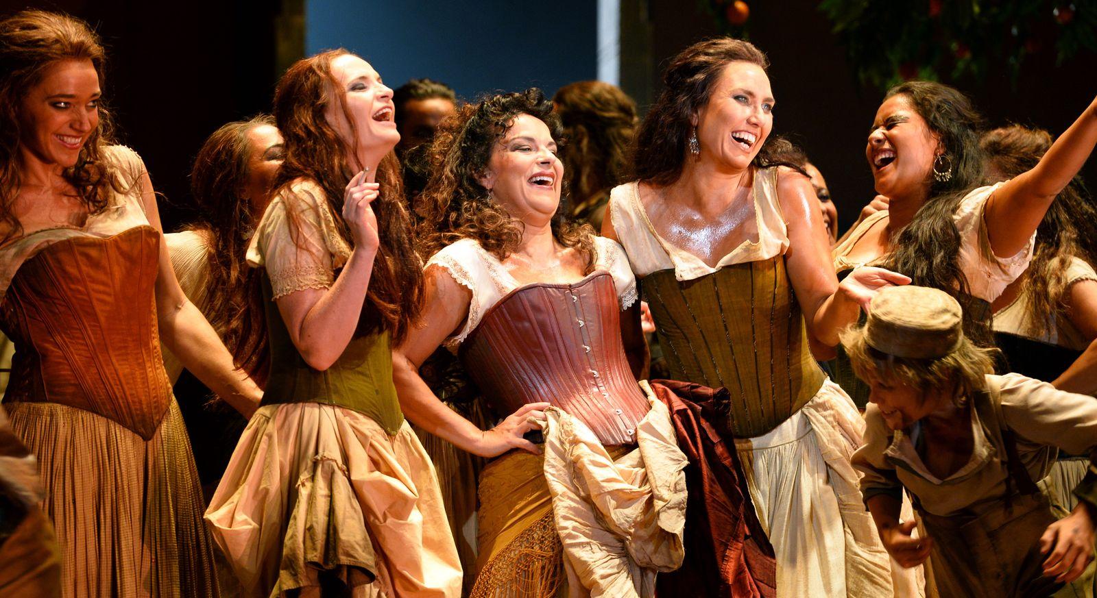 Australien/ Oper/ Carmen