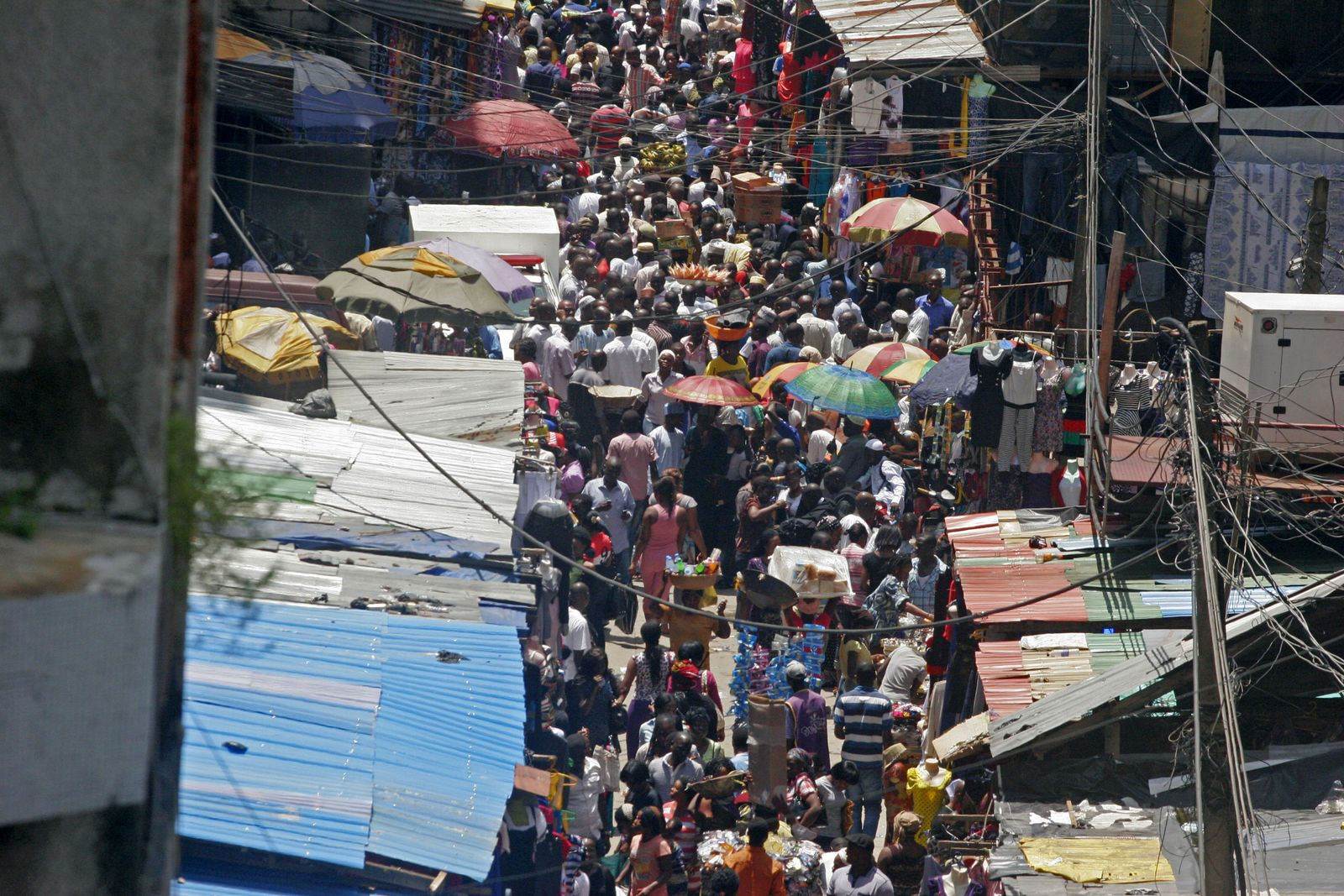 Nigeria/ Bevölkerung