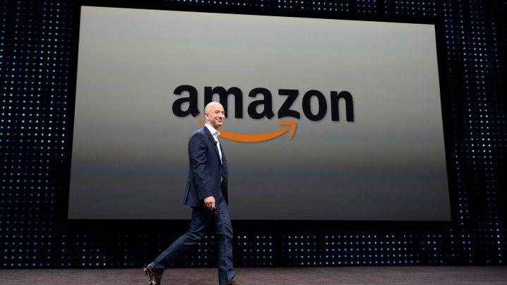 """""""Washington Post"""" verkauft: 136 Jahre Zeitungsgeschichte an Jeff Bezos"""