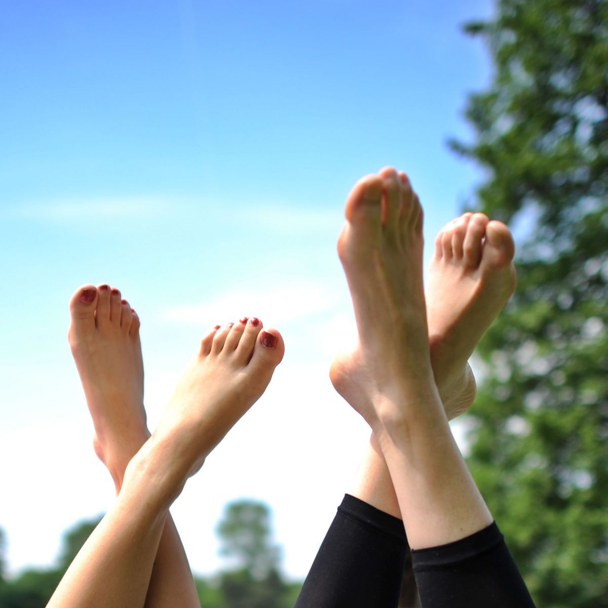 Zehennagel ziehen lassen eingewachsener Nagel ziehen