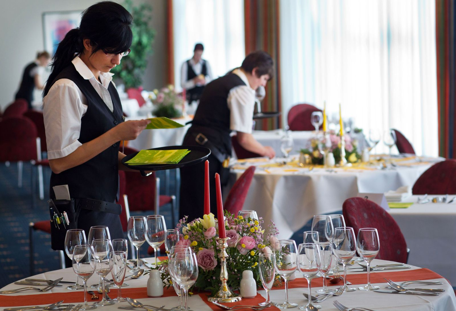 Lehrling / Hotel / Gastronomie