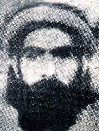 Ernährt sich von Tee, Früchten und Nüssen: Mullah Mohammed Omar