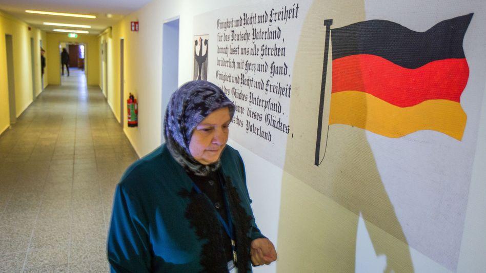 Erstaufnahmeeinrichtung nahe Schwerin: Die Koalition ist sich über schnellere Abschiebungen einig