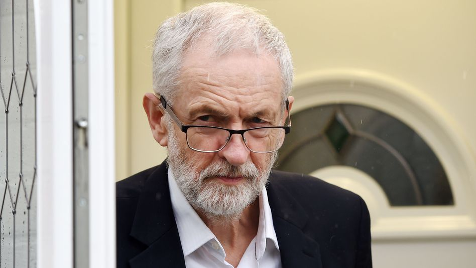 Oppositionsführer Corbyn: Klare Botschaft gefragt
