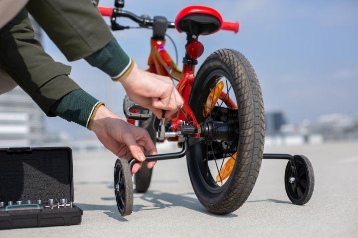 Stützräder ab, 5G kann jetzt auch allein fahren: So stellt es Vodafone dar